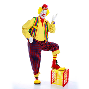 Professional Clown Guide to Costume Accessories