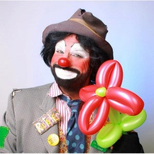 How to Apply Clown Makeup