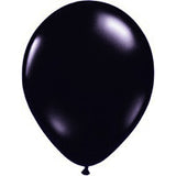 Black Twisting Balloons
