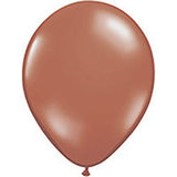 Brown Twisting Balloons