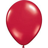 Red Twisting Balloons