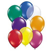 Balloons In All Colors