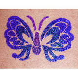 Face & Body Glitter Tattoo Kits