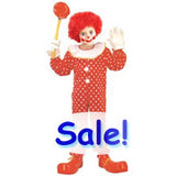 Discount Clown Costumes