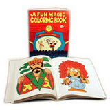 Clown Magic Coloring Books
