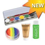 New Face Painting Supplies