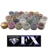 Diamond FX Glitter & Gemstones