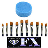 Diamond FX Brushes, Sponges & Accessories