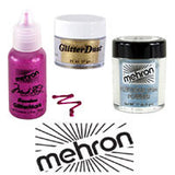 Mehron Face Paint Glitter