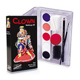 Basic Clown Makeup Kits