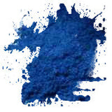 Blue Shimmer Powders