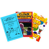 Clown Ministry Books
