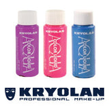 Kryolan Aquacolor 1 oz Liquid Paint
