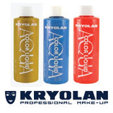 Kryolan Aquacolor 4 oz Liquid Paint