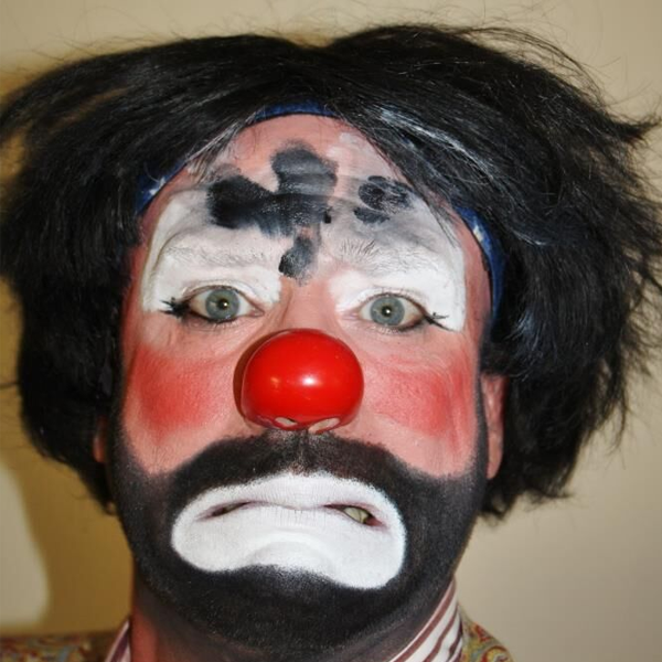 It's important to remove your clown makeup after every gig. It's not a good idea to go to sleep with makeup still on because it could irritate or stain the ...