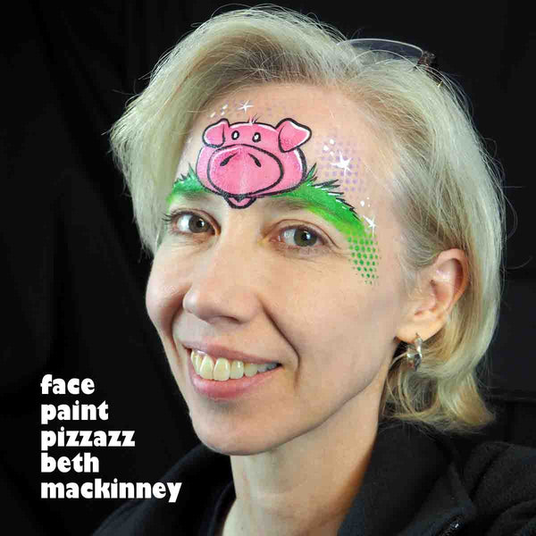 Face painting chicago suburbs