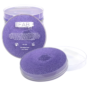 FAB Purple Superstar Face Paint - Crystal Jubilee 234 (45 gm)