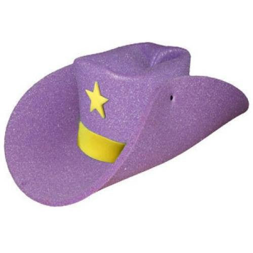 Super Size 50 Gallon Cowboy Hats - Purple (28