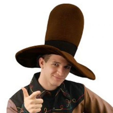 Brown Jumbo Cowboy Hats