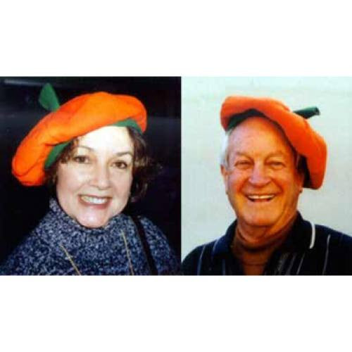 Pumpkin Patch Hats