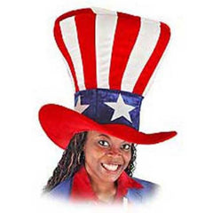 Jumbo Uncle Sam Hats