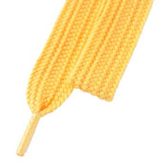 "Shoe Laces - Gold Yellow (54"")"