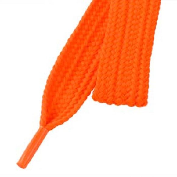 Shoe Laces - Neon Orange (54