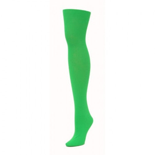 Alan Sloan Solid Tights - Green