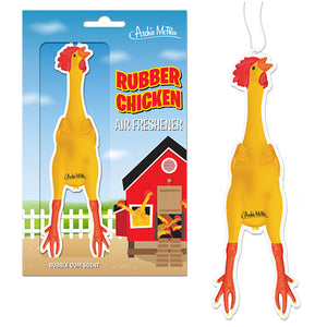 Rubber Chicken Air Freshener
