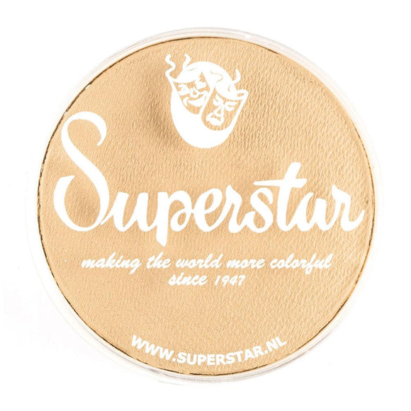 Superstar Aqua Face & Body Paint - Almond 016 (45 gm)