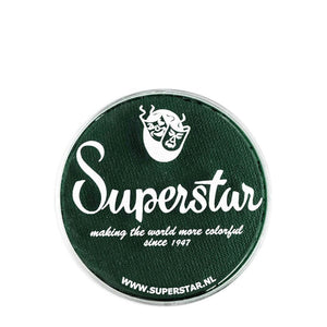 Superstar Aqua Face & Body Paint - Dark Green 241 (16 gm)