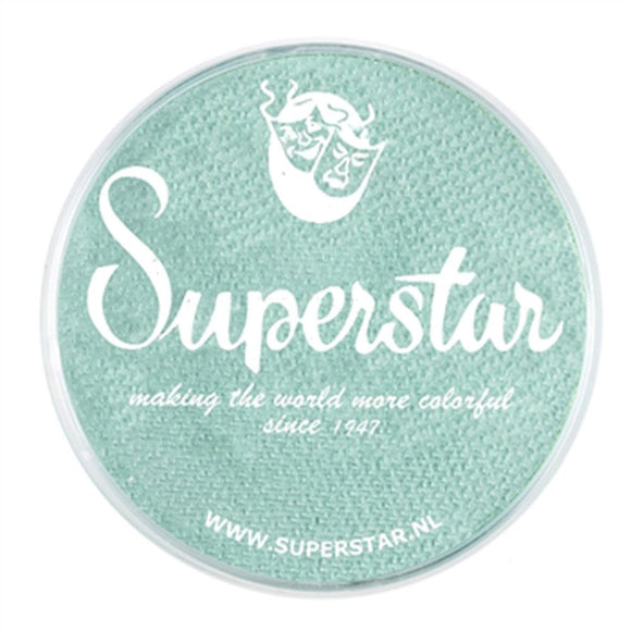 Superstar Aqua Face & Body Paint - Pastel Green 109 (45 gm)