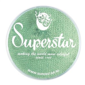 Superstar Aqua Face & Body Paint - Golden Green Shimmer 129 (45 gm)