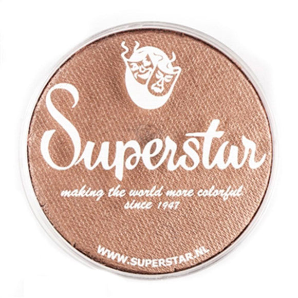 Superstar Aqua Face & Body Paint - Nut Brown Shimmer 131 (45 gm)
