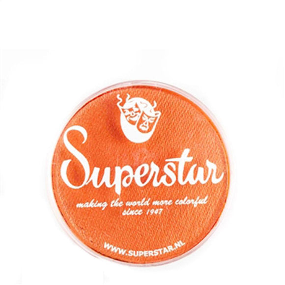 Superstar Aqua Face & Body Paint - Tiger Shimmer 136 (16 gm)