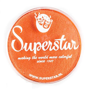 Superstar Aqua Face & Body Paint - Tiger Shimmer 136 (45 gm)