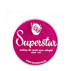 Superstar Aqua Face & Body Paint - Majestic Magenta 201 (16 gm)