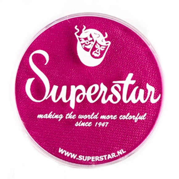 Superstar Aqua Face & Body Paint - Majestic Magenta 201 (45 gm)