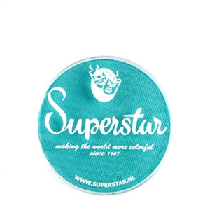 Superstar Aqua Face & Body Paint - Teal 209 (16 gm)