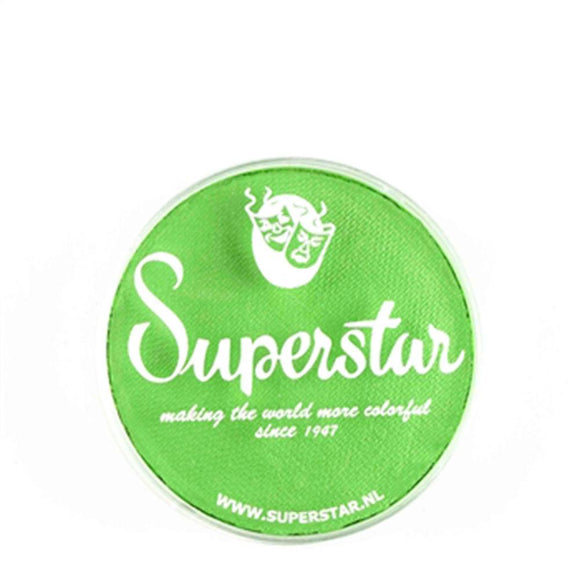 Superstar Aqua Face & Body Paint - Poison Green 210 (16 gm)