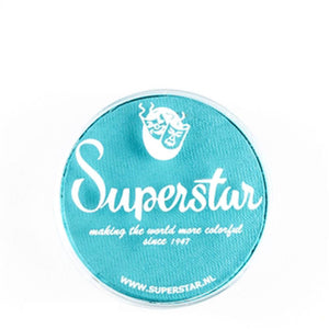 Superstar Aqua Face & Body Paint - Minty 215 (16 gm)