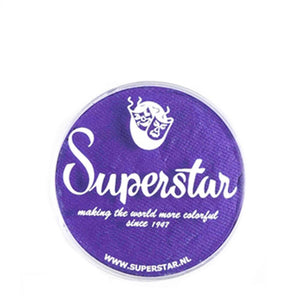 Superstar Aqua Face & Body Paint - Purple Rain 238 (16 gm)