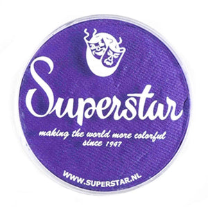 Superstar Aqua Face & Body Paint - Purple Rain 238 (45 gm)