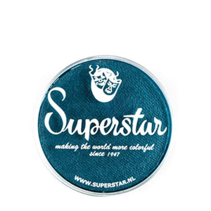 Superstar Aqua Face & Body Paint - Snow Petrol Shimmer 273 (16 gm)