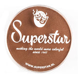 Superstar Aqua Face & Body Paint - Pecan Brown 031 (45 gm)