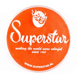 Superstar Aqua Face & Body Paint - Bright Orange 033 (45 gm)