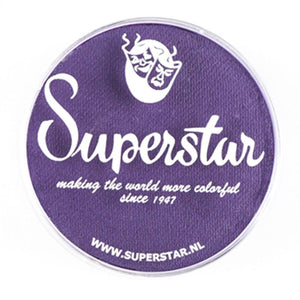 Superstar Aqua Face & Body Paint - Imperial Purple 338 (45 gm)