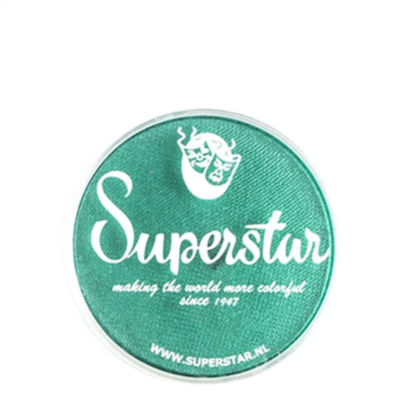 Superstar Aqua Face & Body Paint - Peacock shimmer 341 (16 gm)