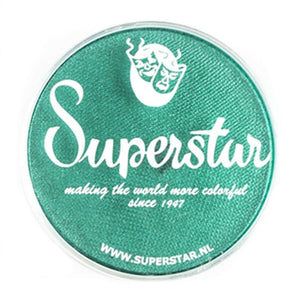 Superstar Aqua Face & Body Paint - Peacock shimmer 341 (45 gm)