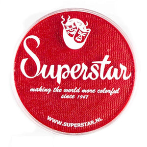 Superstar Aqua Face & Body Paint - Fire Red 035 (45 gm)